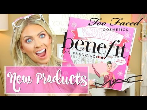 New Products | Dermalogica, TrendPay, ColourPop, Benefit.....