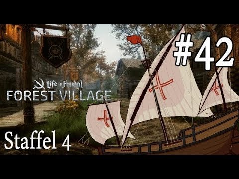 Lets Play Forest Village - Erste Expedition #42