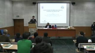 Sikyong Dr Lobsang Sangay talk at JNU, Delhi