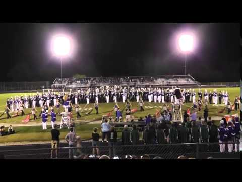 Sept 11, 2015 Special Combined Bands Winfield & Ripley