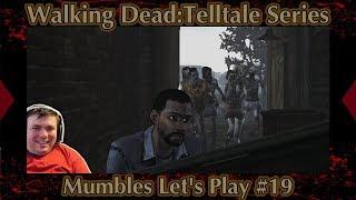 Telltale The Walking Dead Season 1 - Sewage fears! - Mumbles Let