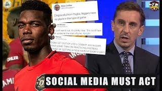 RANT 🤬Terry LOSES It Over Pogba Abuse Gary Neville And Social Media