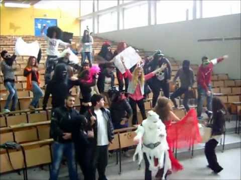 Harlem Shake at National & Kapodistrian University of Athens, Theology Department (Greece)