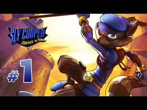 Sly Cooper: Thieves in Time - Gameplay Walkthrough - Part 1 - Museum Heist w/ Commentary