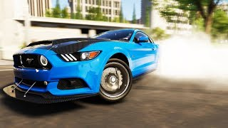 The Crew 2   Ford Mustang Build (PC ULTRA SETTINGS 60FPS GAMEPLAY)