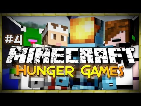 Minecraft: Hunger Games #4 - Official Survival Games 6 (Round 1)