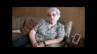 Goti Bauer - sopravvissuta ai campi di concentramento nazisti