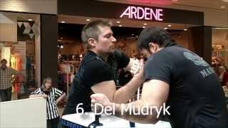 Prairie Province Arm Wrestling: Top 25 (july 2013)