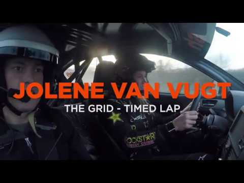 JOLENE VAN VUGT - Stars VS. Rally Cars