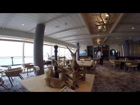 Mein Schiff 6 - Der Rundgang (Innenbereich) GOPRO 170°