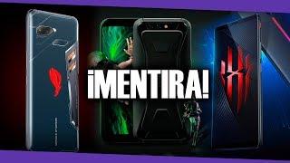 Los smartphones gaming son una MENTIRA!