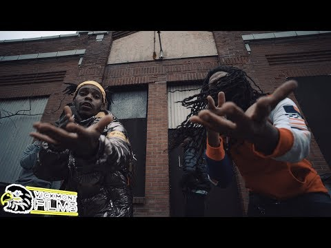 AMR Dee Huncho X Buzzie - Back 2 Back ( Official Music Video ) Shot By @VickMont