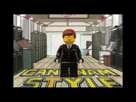 My video psy gangnam style