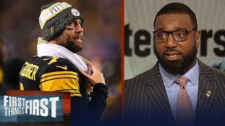 Chris Canty calls Steelers' GM praise on Big Ben was a