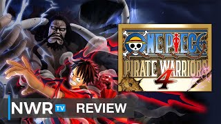 One Piece: Pirate Warriors 4 (Switch) Review (Video Game Video Review)