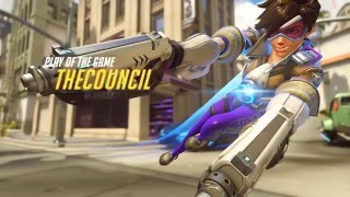 Overwatch (Tracer Gameplay): The Perfect Game