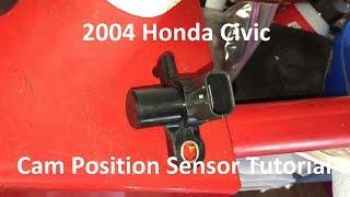Tutorial: Replace 2004 Honda Civic Cam Position Sensor
