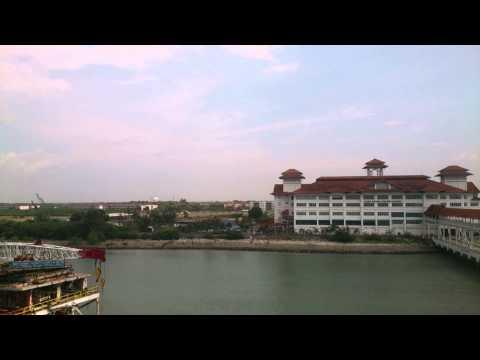 Timelapse @ Port Klang, Malaysia