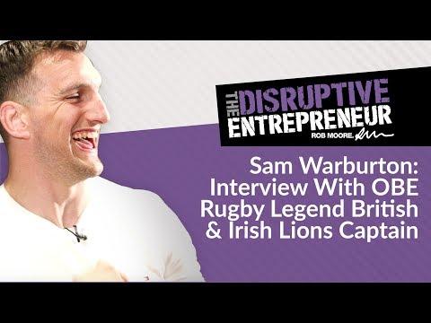 Sam Warburton Reveals Retirement, Captaining British & Irish Lions, Life After Rugby