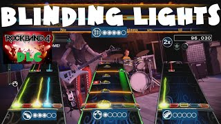 The Weeknd - Blinding Lights - Rock Band 4 DLC Expert Full Band (August 27th, 2020)