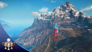 Just Cause 3 Top of the World Trophy & Achievement ►Stand on the highest point of Medici