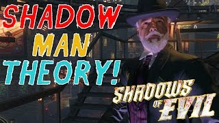 Shadows of Evil - SHADOW MAN STORY! HUGE Theory! Overlords & Worms! (Black Ops 3 Zombies Gameplay)