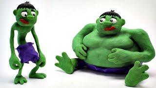 WOA GREEN FATTY or SKINNY Superhero Workout!