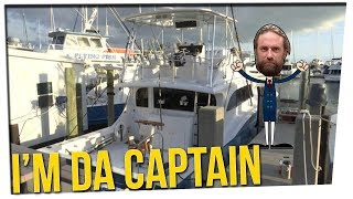 Boat Captain Holds Passengers HOSTAGE! (ft. Tahir Moore)