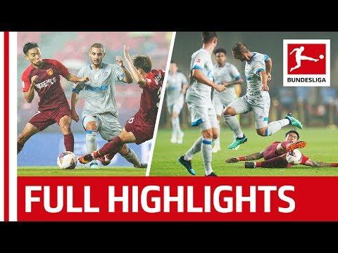 Gervinho, Lavezzi, McKennie & Co. - FC Schalke 04 vs. Hebei China Fortune - Full Highlights