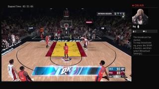 Antwain Golden NBA  2K18 Basketball  Highlighs