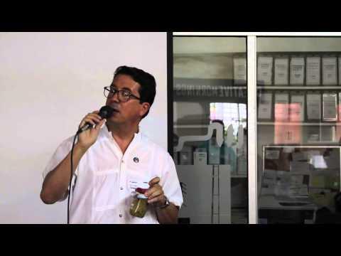 Javier González: Culinary Art School