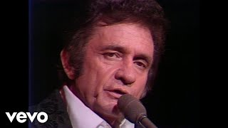 Johnny Cash - I Ride An Old Paint / Streets of Laredo (Live In Las Vegas, 1979)