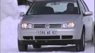Volkswagen Golf IV TDi 4MOTION (Test - Essai - Reportage) FR 2000