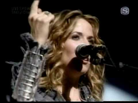 Sheryl Crow - All I Wanna Do - live - 2002 - Lyrics