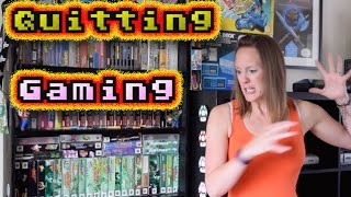 Quitting Collecting Retro Games (TheGebs24)