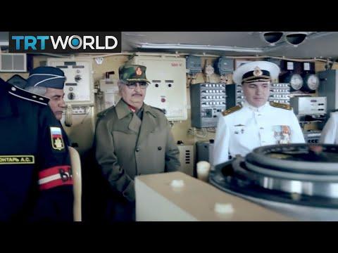 Libya's new dictator?