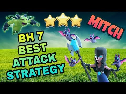 coc BH7 best defence base