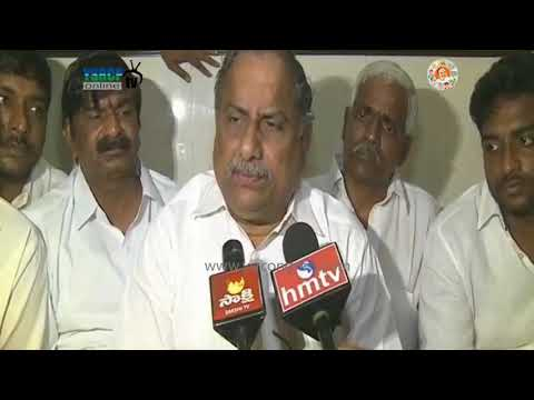 Kapu Movement Leader Mudragada Consoles YSRCP Youth Wing President Jakkampudi Raja