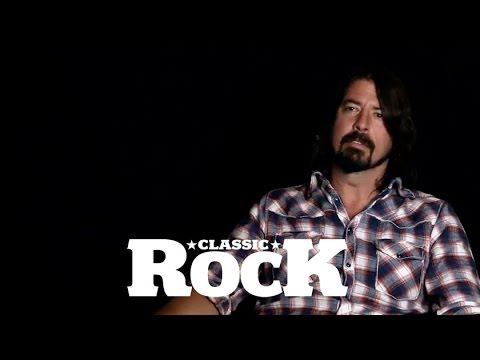 Dave Grohl - Working at Tower Records | Classic Rock Magazine