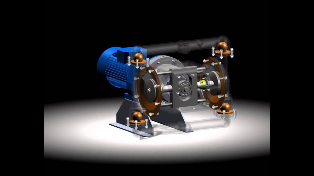 Ranpump em diaphragm pump youtube ranpump em diaphragm pump ccuart Gallery