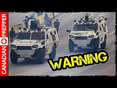 WARNING: Venezuela's Lessons For Preppers