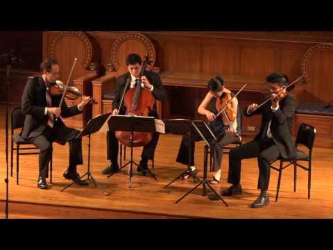 Telegraph Quartet plays Schubert
