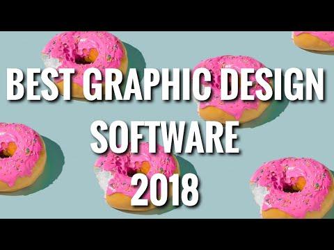 Graphic design software 2017