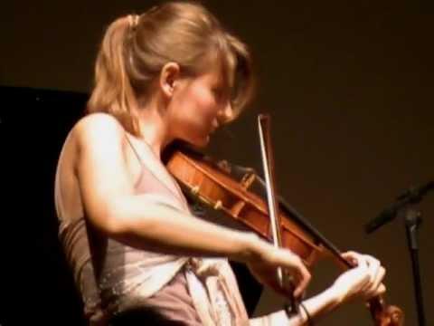 Martin Herraiz - five burglar pieces, I. II. (preview) [Elissa Cassini, violin]