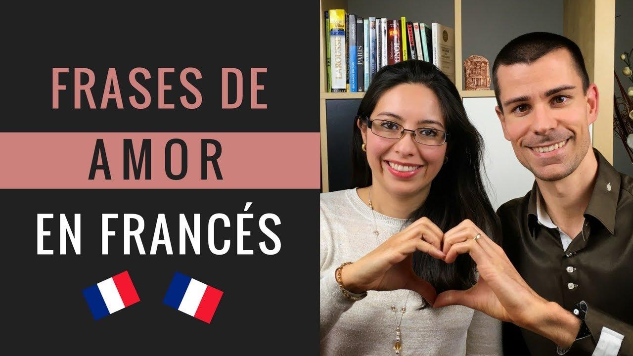 Frases De Amor En Francés Curso De Francés Romántico