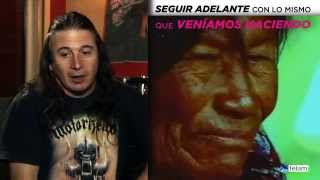 MALON - Télam Rock - Tano Romano (nota)
