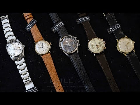 5 Important Watches From The Phillips Geneva Watch Auction: EIGHT