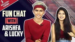 [8.29 MB] Arishfa Khan And Lucky Talk About Their Friendship, First Impression & More