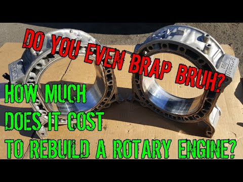 How to rebuild mazda rx8 rotary engine: how much does it ...