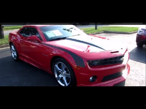 2010 Chevrolet Camaro 2SS Walkaround, Start up, Exhaust, Full tour and Overview